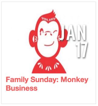 Family Sunday: Monkey Business