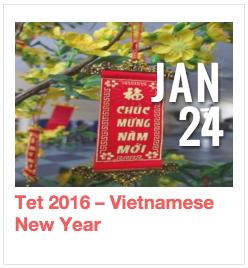 Cho Tet 2016 - Vietnamese New Year