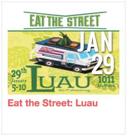 Eat the Street Luau