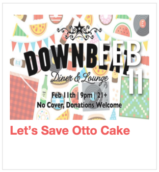 Let's Save Otto Cake