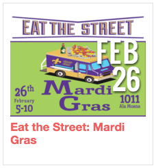 Eat the Street: Mardi Gras