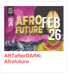 ArtafterDark: Afrofuture