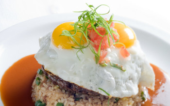 The Pineapple Room by Alan Wong - Loco Moco (prix fixe and a la carte)