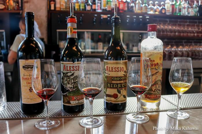 Tchin Tchin vermouths
