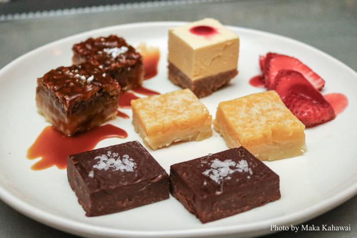 Tchin Tchin desserts