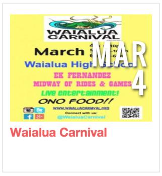 Waialua Carnival