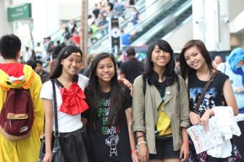 Friends at Kawaii Kon.