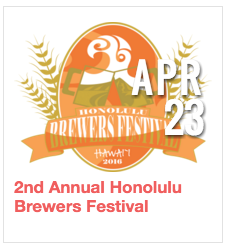 2nd Annual Honolulu Brewers Festival