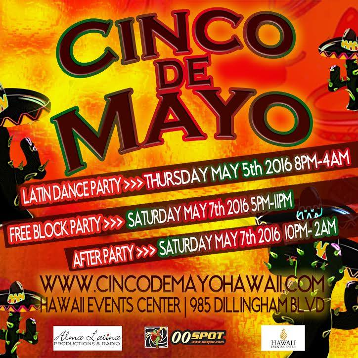 cinco events ctr