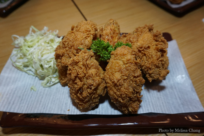 Plain fried chicken, $