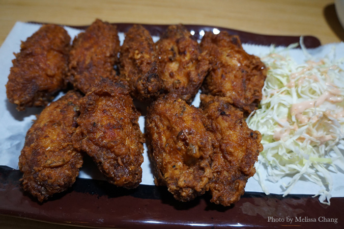 House special fried chicken, $