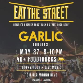 Eat The Street Garlic