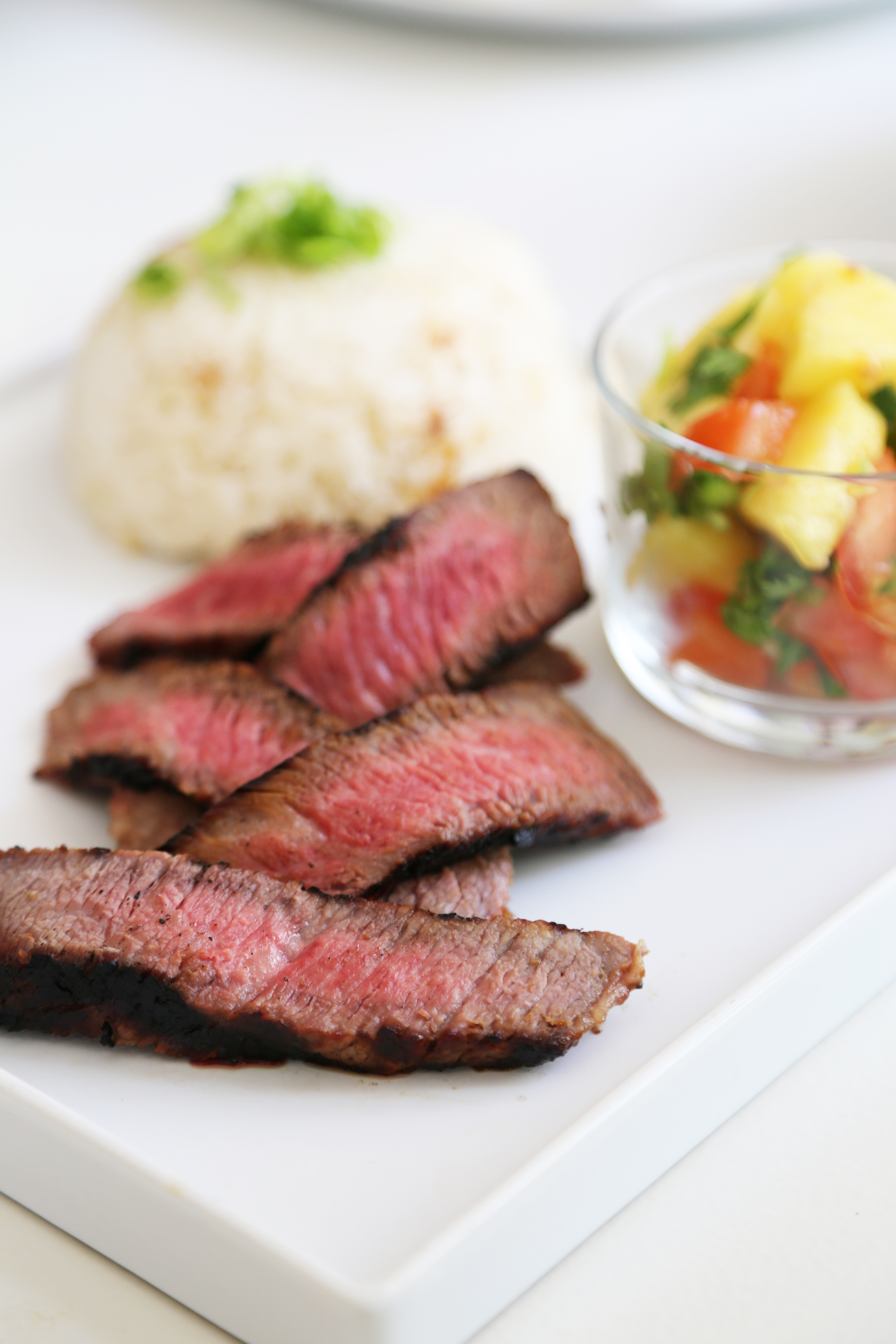 Rice Place - Grilled Tri-Tip
