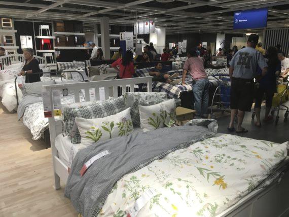 Comfy beds galore!