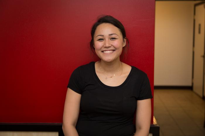 Owner Jessica Sasaki.