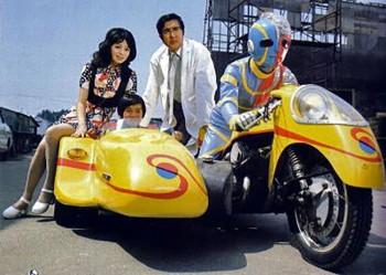 Kikaida Sidecar