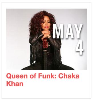 Queen of Funk: Chaka Khan
