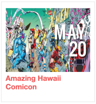 Amazing Hawaii Comicon
