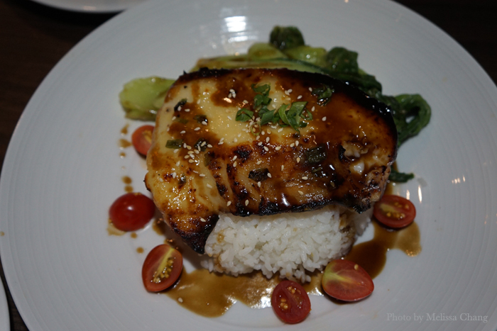 Misoyaki Chilean sea bass, $32.