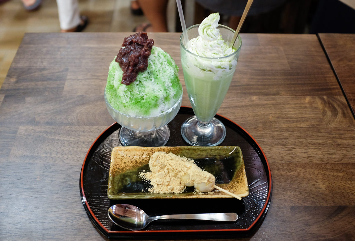 Hikotaro Kyoto Sweets