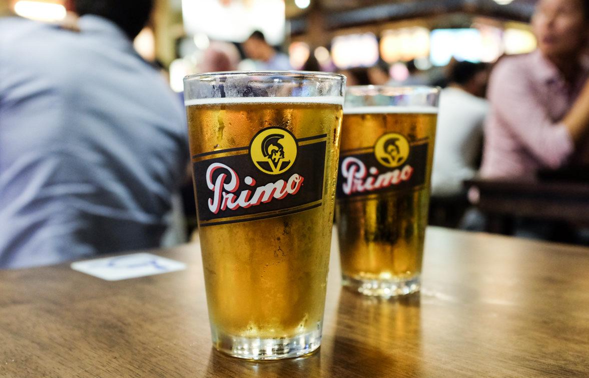 Shirokiya Primo beer