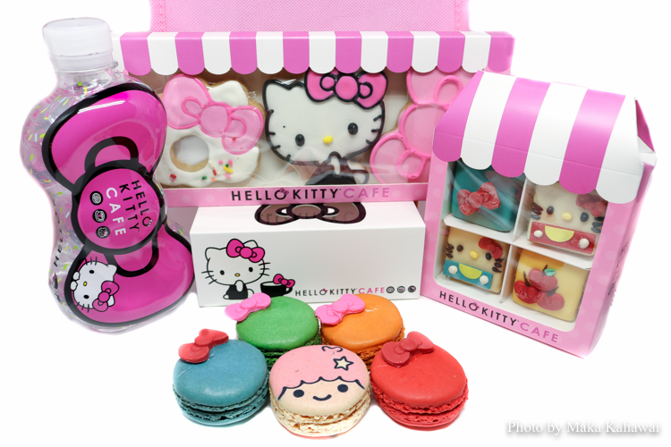 Hello Kitty Cafe Truck food