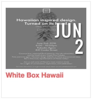 White Box Hawaii
