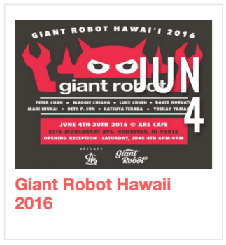 Giant Robot Hawaii 2016
