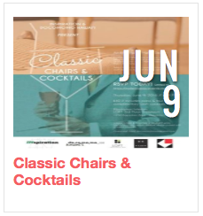 Classic Chairs & Cocktails