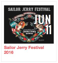 Sailor Jerry Festival 2016