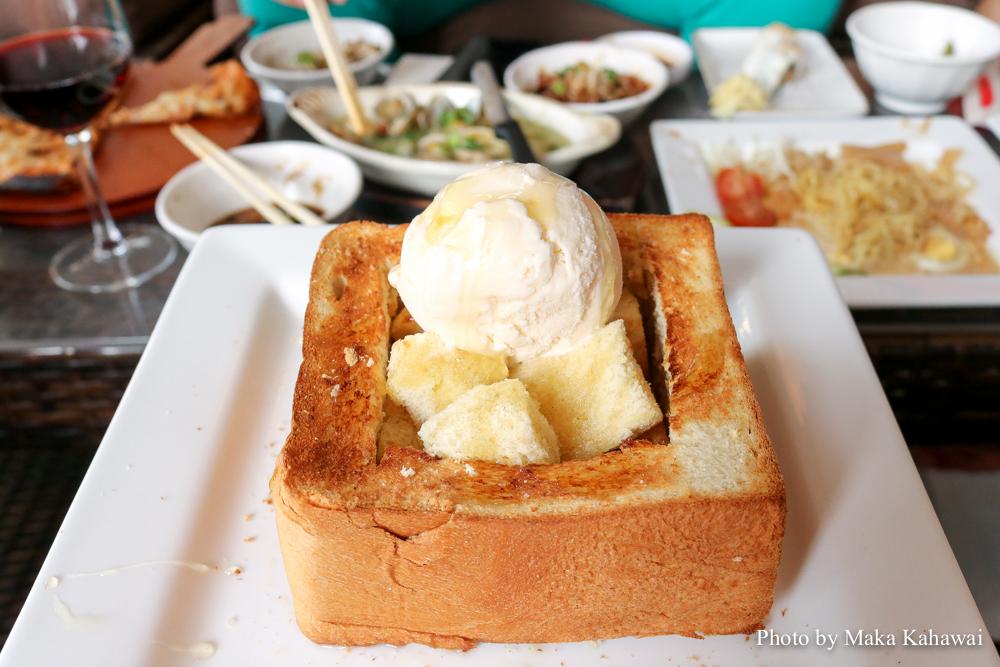 Shokudo honey toast