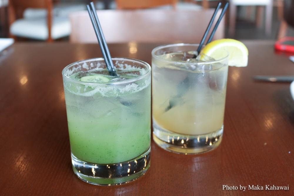 MW Restaurant cocktails