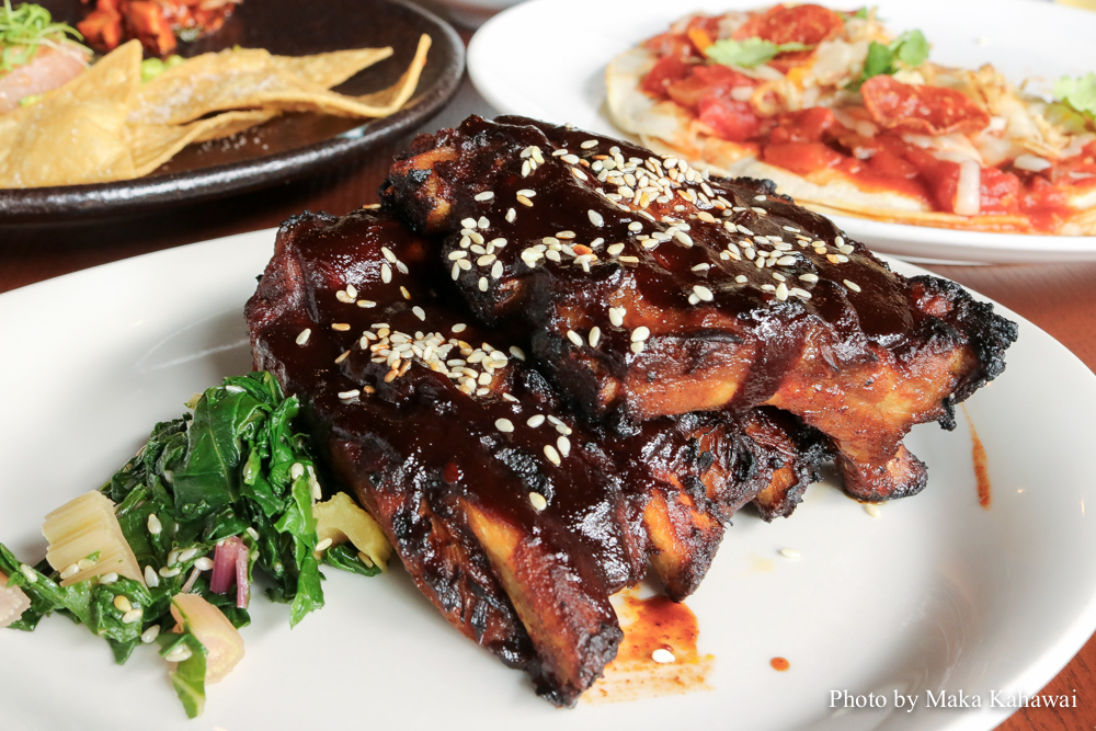 MW Restaurant ribs