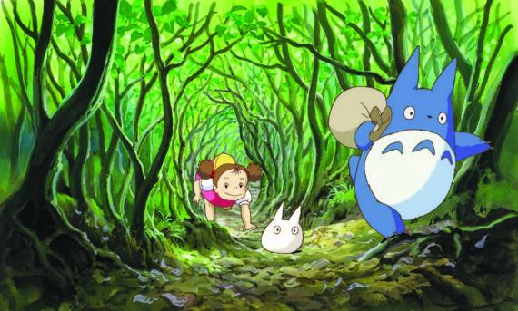 "Hayao Miyazaki's critically acclaimed ""My Neighbor Totoro"" screens on Sunday, July 10 at 3 p.m."