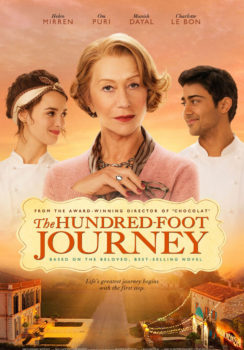 The Hundred Food Journey Poster