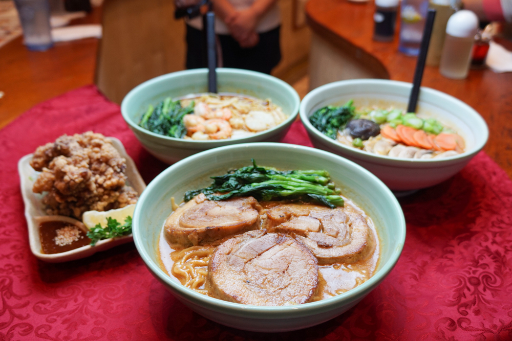 All of Goma Tei's specialties will be served at their new location along with breakfast, a new concept for the local ramen noodle shop. .