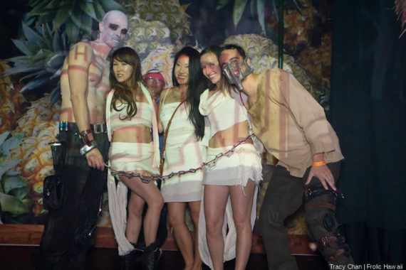 Club Hallowbaloo 2015