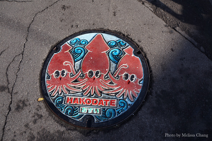 All manhole covers in Japan reflect the theme of each city.