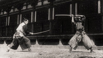 Mifune in SAMURAI TRILOGY
