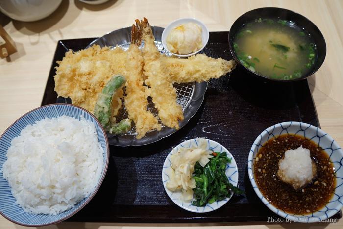 Premium tempura plate, $18.98.