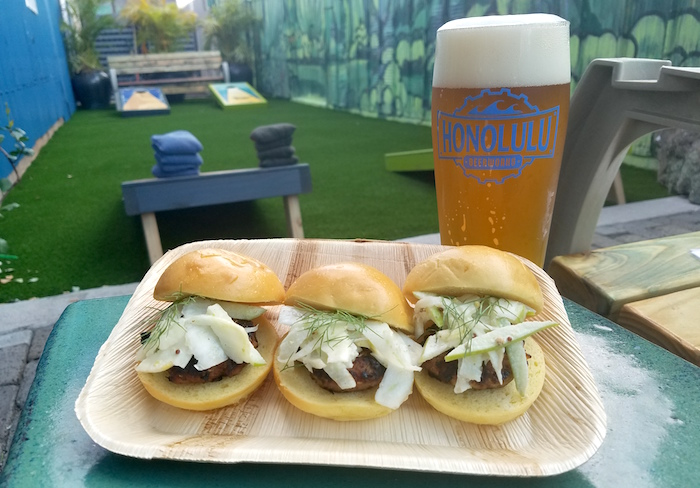 Honolulu Beerkworks - Hop Soo-eee Sliders