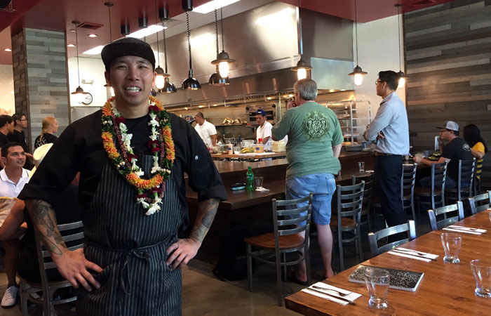 Owner Brian Chan had the idea for Meatery for six months, and construction on the new restaurant started about three months ago.