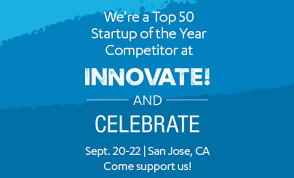 Startup of the Year Competition... Again