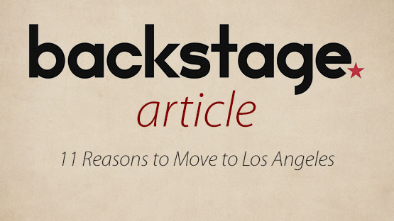 actors moving to los angeles