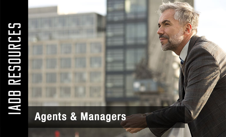 Agents, Agencies & Managers