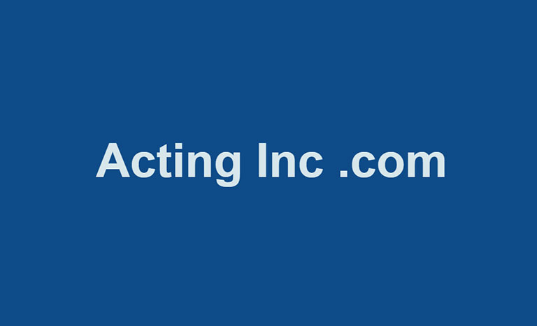 Casting Call Sites in Online Only - Acting Inc