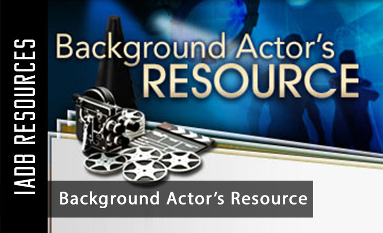 Background Actors in Online - Background Actor's Resource