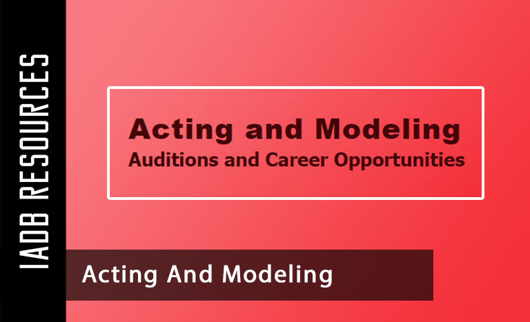 Casting Call Sites in Online - Acting and Modeling