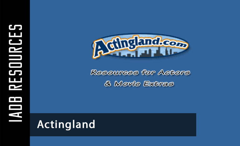 Casting Call Sites in Online Only - Actingland