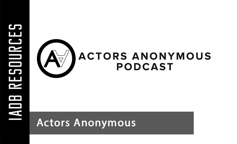 Acting Podcasts in Online Only - Actors Anonymous